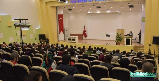 Harran Üniversitesinde Çanakkale Zaferinin 104. Yılı Kutlandı
