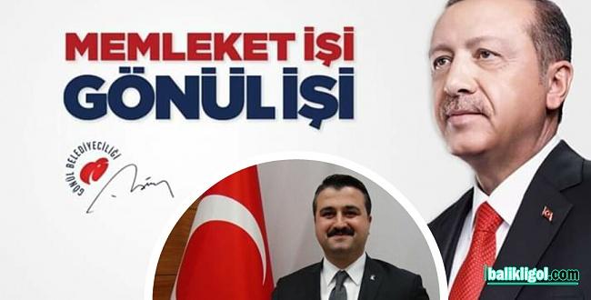İl Başkanı Yıldız'dan Kasım Gülpınar açıklaması