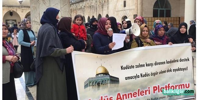 Kudüs Anneleri, Kudüs Özgürlüğü için 65. kez eylem yaptı