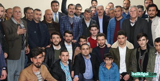 Metin Baydilli: vatandaşlarımızın talepleri bizim projemiz oldu