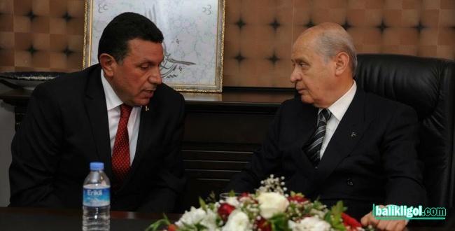 MHP'li Özyavuz'dan Flaş Açıklama: Adaylıktan Vazgeçeceğine İnanıyorum