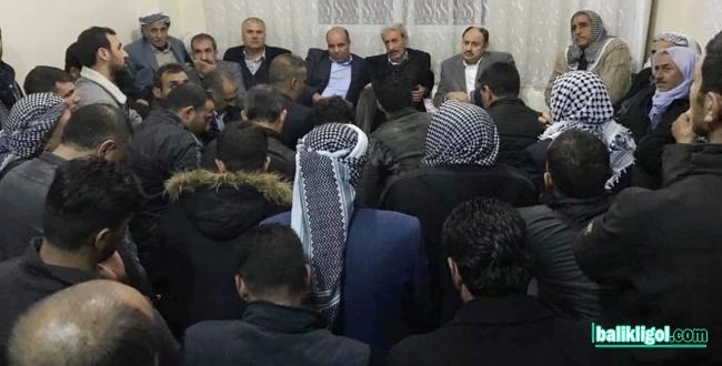 Milletvekili Kasım Gülpınar'dan Siverek Adayı Aydın'a destek