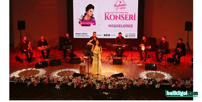 Münevver Özdemir'den 'Göbeklitepe'de Kadının Sesi' konseri