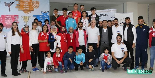 Şanlıurfa'da dart turnuvası düzenlendi