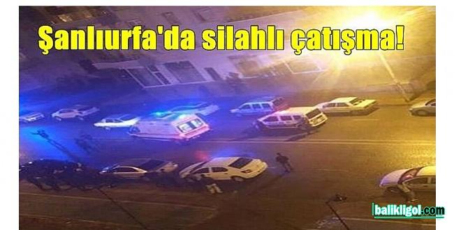 Şanlıurfa Karaköprü'de muhtarlık için silahlı çatışma