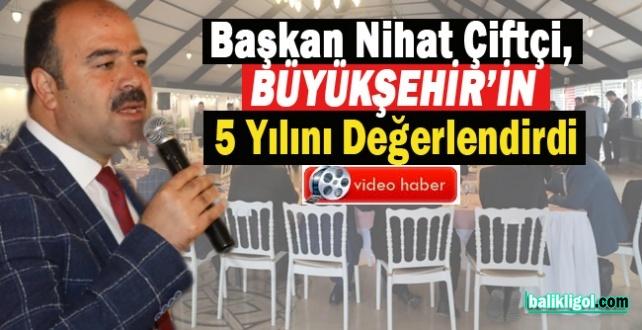Şanlıurfa Büyükşehir 5 Yılda Neler Yaptı