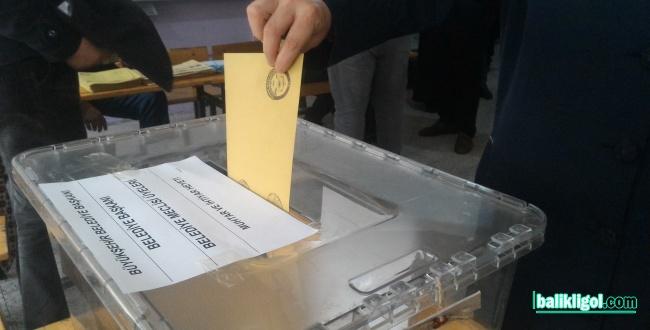 Şanlıurfa'da oy kullanma işlemleri Sabahın ilk saatinde başladı