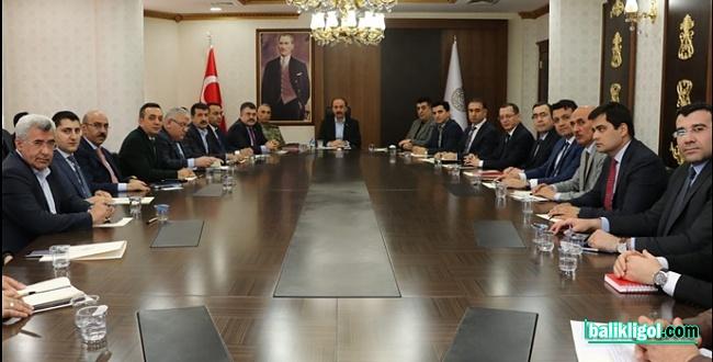 Şanlıurfa'da Erdoğan için hazırlıklar  başladı