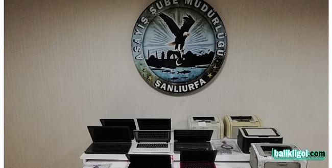 Şanlıurfa'da Yasadışı Bahis Operasyonu:16 Gözaltı