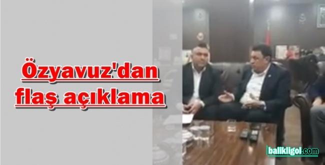 Seçimler'den Sonra Af mı Geliyor? İbrahim Özyavuz'dan flaş açıklama