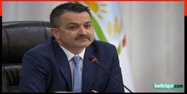 Tarım Bakanı Bekir Pakdemirli Şanlıurfa'ya geliyor