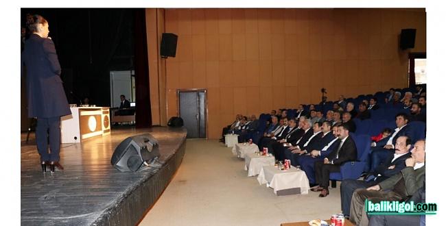 Viranşehir'de istihdam seferberliği toplantısı yapıldı