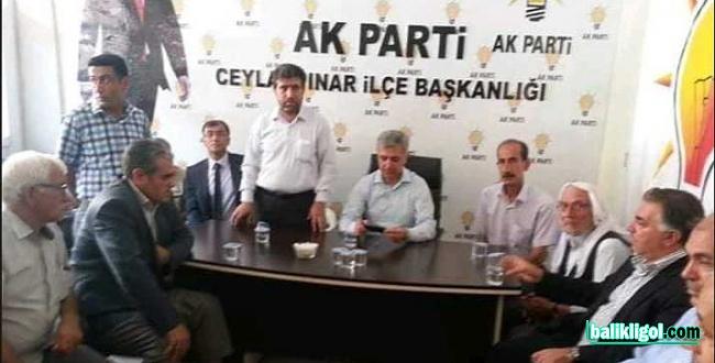 AK Parti Eski İlçe Başkanı Alkış Vefat Etti