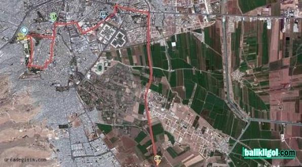 Urfa'daki sürücüler dikkat Bugün o güzergahlar kapalı