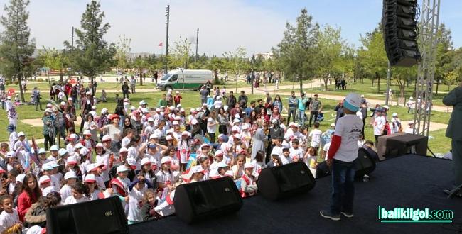Büyükşehir'den Çocuklara Özel 23 Nisan Şenliği