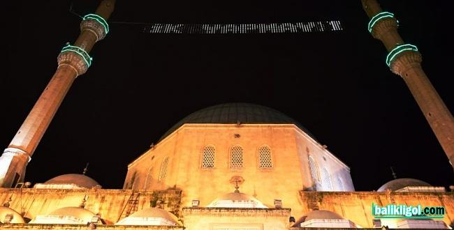 Büyükşehir'den Miraç Kandili İkramı