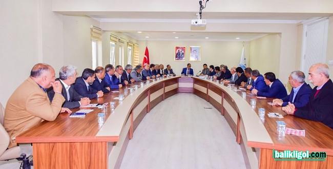Ceylanpınar Belediyesi İlk Meclis Toplantısını Yaptı