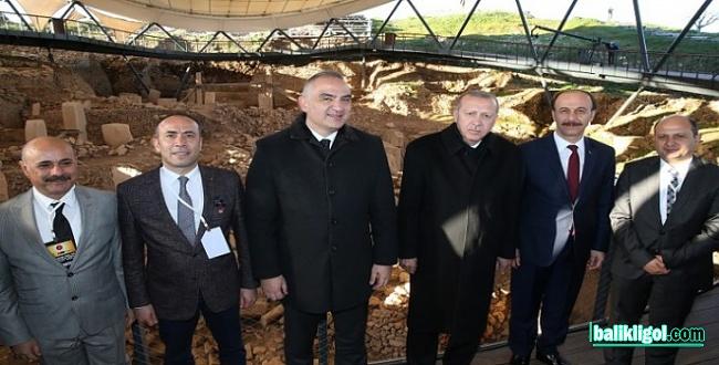 Cumhurbaşkanı Erdoğan Şanlıurfalıları Tebrik Etti