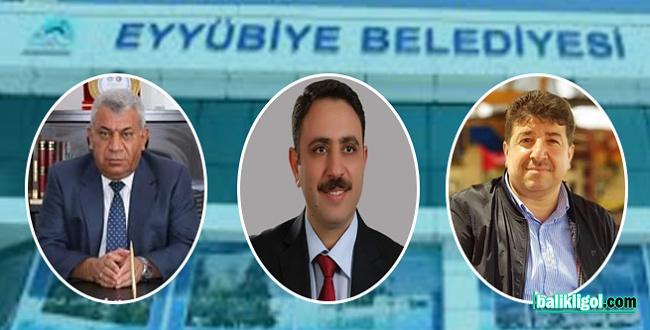 Eyyübiye Belediyesine 3 Başkan Yardımcısı atandı! İşte atanan İsimler