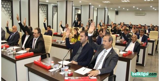 Haliliye Belediye Meclisi İlk Toplantısını Gerçekleştirdi