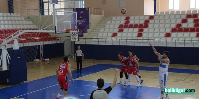 Haliliye Belediye, Fethiye Belediyespor'u 81-68 Mağlup Etti