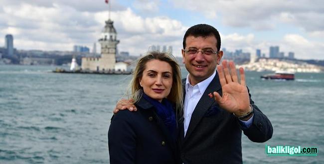 İstanbul Büyükşehir Belediye Başkanı seçilen Ekrem İmamoğlu'dan ilk mesaj