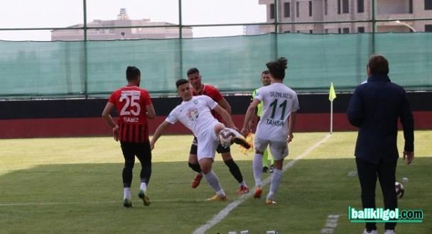 Karaköprü Belediye Şile Yıldızspor'un elibi boş gönderdi: 1- 0