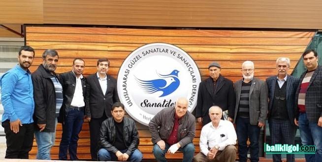SANATDER 1. Olağan kongresini yaptı