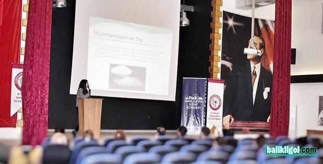 Şanlıurfa Cezaevindeki hükümlülere 7. Sağlık eğitimi