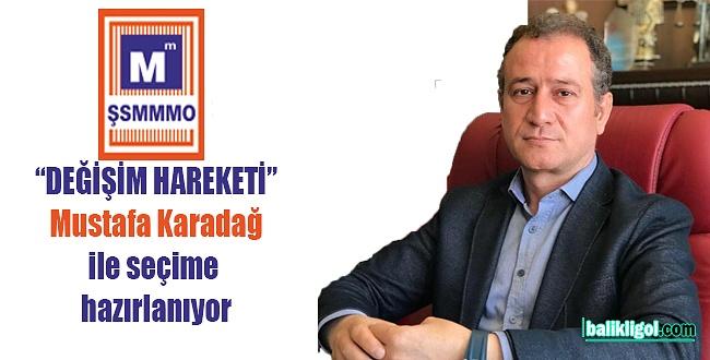 Şanlıurfa Serbest Muhasebeci Mali Müşavirler Odası başkan adayı Mustafa Karadağ vaatlerini açıkladı