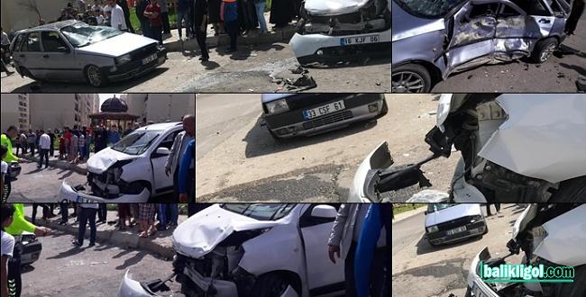 Şanlıurfa'da Feci Kaza: 2 Yaralı