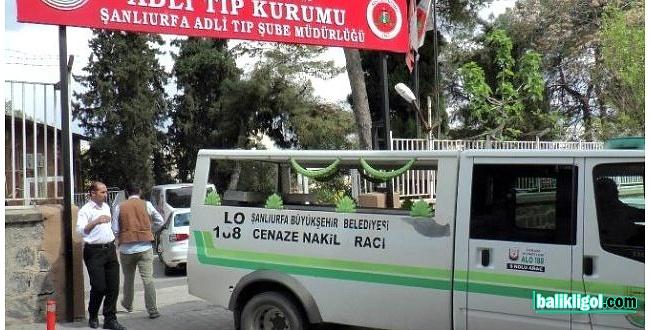 Şanlıurfa'da motosiklet sürücüsünün feci sonu