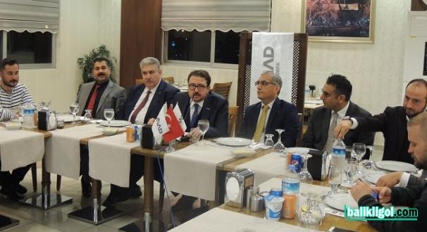 Şanlıurfa'da MÜSİAD'ın İstişare Toplantısı Yapıldı