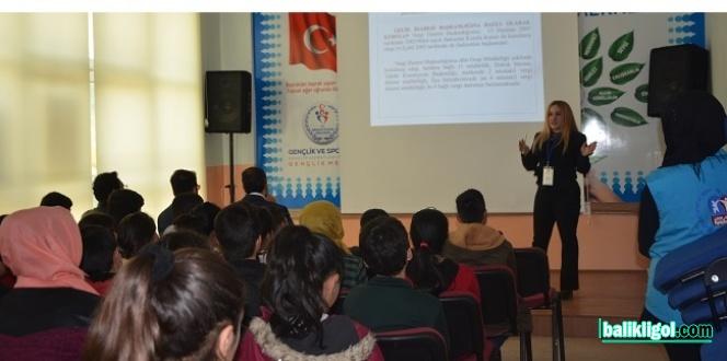 Şanlıurfa'da Öğrencilere Verginin Önemi Anlatıldı