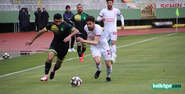 Şanlıurfaspor-Tokatspor 1-2