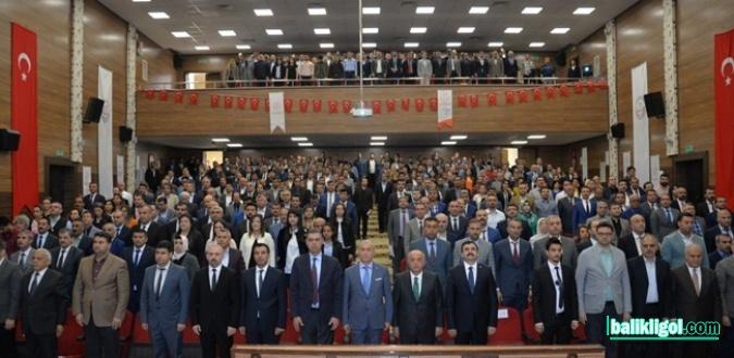Urfa'da Bakan Yardımcısının Katılımıyla Mesleği Gelişim Toplantısı Yapıldı