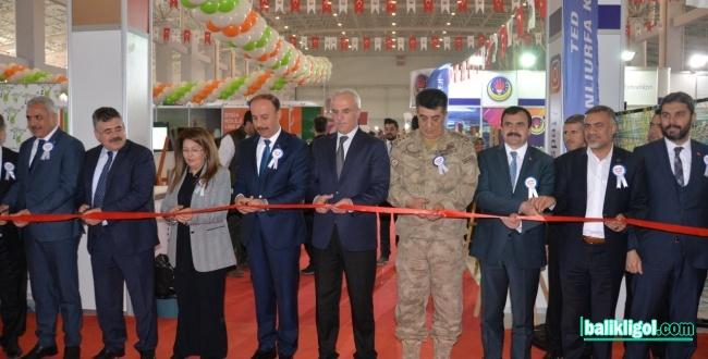 Urfa'da Bu Kez Eğitim Fuarı Açıldı
