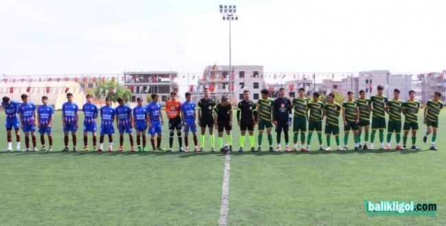 Urfa'da Okullar Arası Futbol Turnuvası Sona Erdi