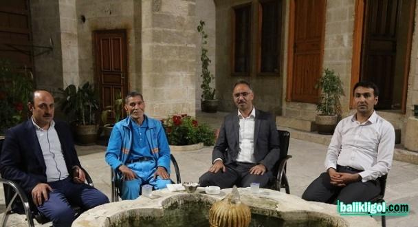 Başkan Mehmet Kuş'tan o temizlik personeline ödül