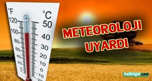 Dikkat! Urfa'da sıcaklar artıyor
