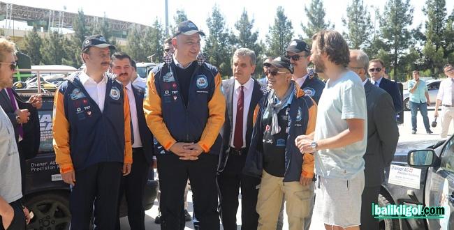 Kültür ve Turizm Bakanı Şanlıurfa'da