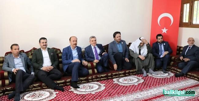 Kuveytli Hayırseverler Şanlıurfa'da Hafızlık Kursu ve Aşevi Açtı