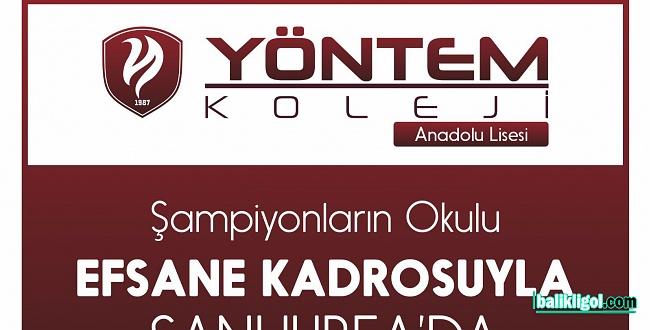 Özel Yöntem Anadolu Lisesi 2019-2020 eğitim öğretime başlayacak