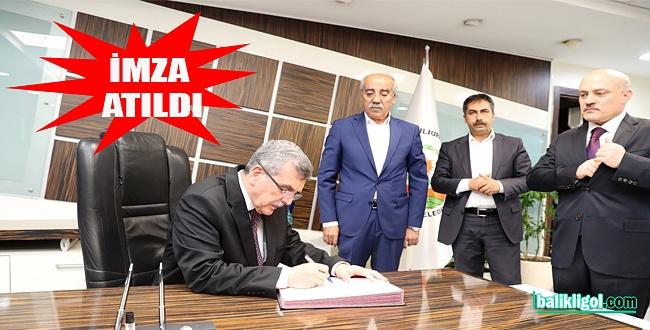 Şanlıurfa Büyükşehir'den personeline enflasyon zamı yapıldı