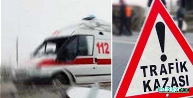 Şanlıurfa'da motosiklet kazası: 1 ölü