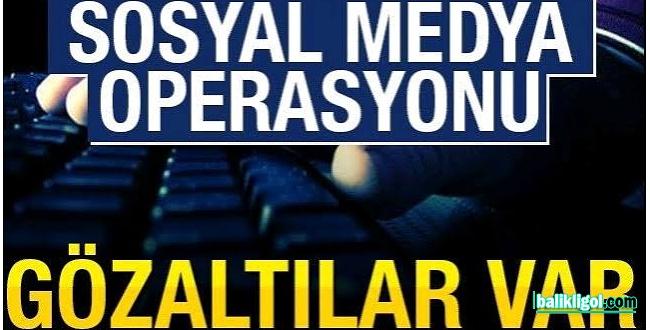 Şanlıurfa'da terör operasyonu: Gözaltılar var