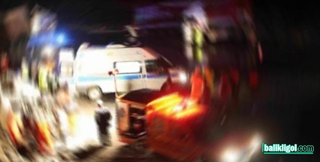 Traktörden düşen çocuk öldü