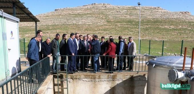 Urfa'da Katı atıktan 30 bin hanenin elektriği üretiliyor