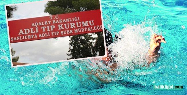 Viranşehir'de dereye düşen çocuk boğuldu