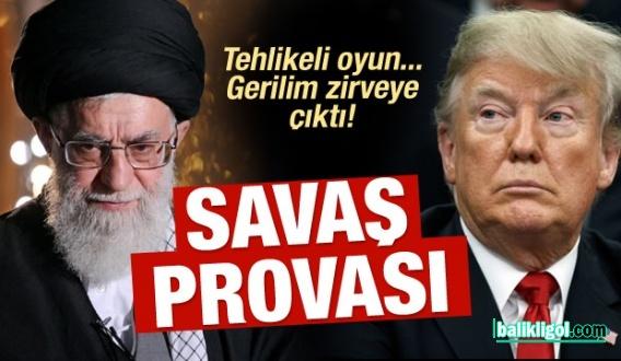Büyük Şeytan Devrede! Ortadoğuda sular iyice ısındı